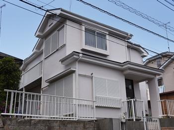 今回の塗装では家の性能もあげつつ、外壁の色をイメージチェンジし、清浄かつ爽やかさを演出できました。