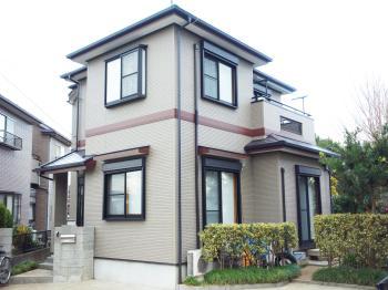 長持ち・安心&安全・美しさの3つを備えた無機塗料で外壁塗装!長期的に見ても経済的にお得!